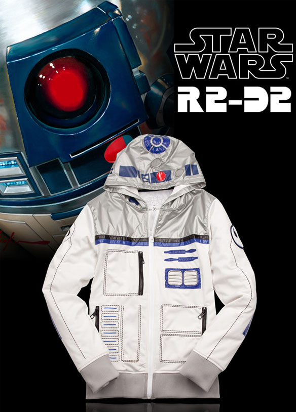 Star Wars R2-D2 Jacket by Marc Ecko