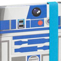 Star Wars R2-D2 Journal