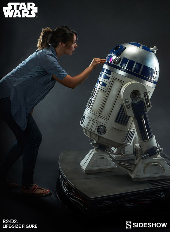 Star Wars R2-D2 Life-Size Figure_small