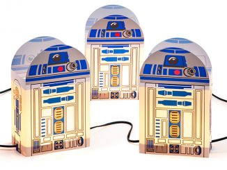 Star Wars R2-D2 Luminary Lighted Outdoor Décor