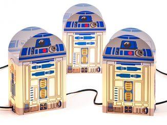 Star Wars R2-D2 Luminary Lighted Outdoor Décor