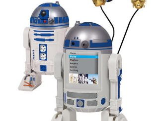Star Wars R2-D2 MP4 Player