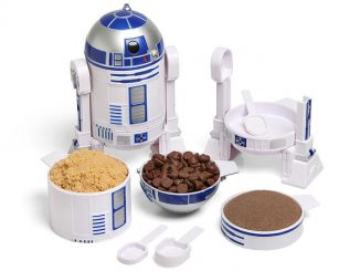 Star Wars R2-D2 Measuring Cup Set