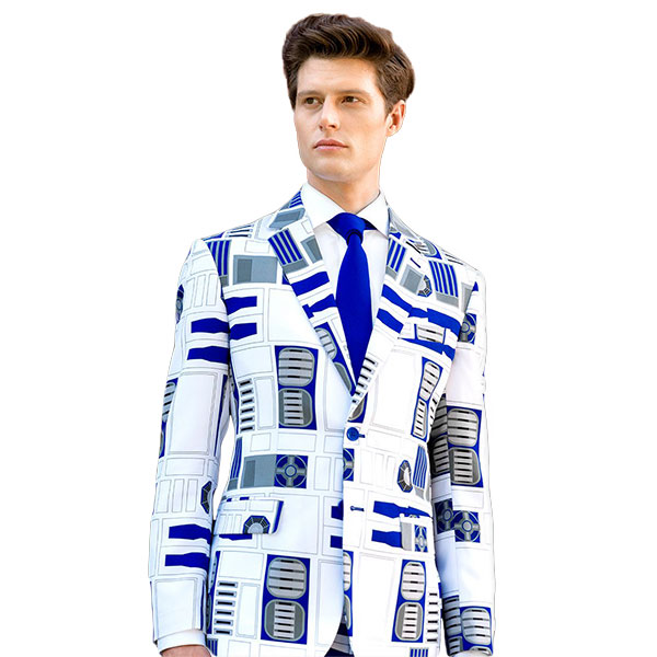 Star Wars R2-D2 OppoSuit