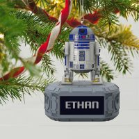Star Wars R2-D2 Personalized Christmas Ornament