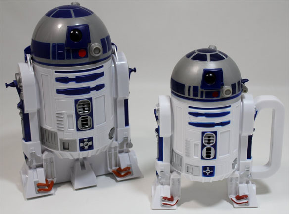 Star Wars R2-D2 Plastic Bucket & Drink Stein.jpg