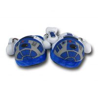 Star Wars R2-D2 Plush Slip-on Slippers