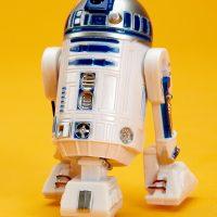 Star Wars R2-D2 Remote Control Whizz Watch