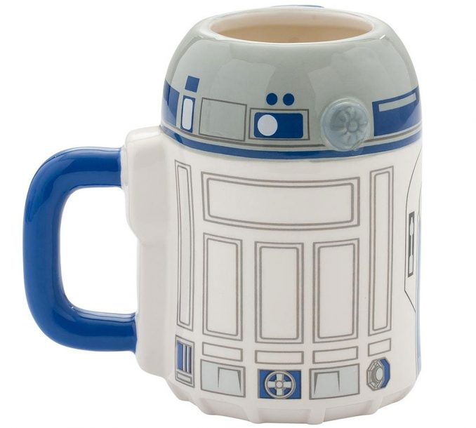 Star Wars R2-D2 Sculpted Mug