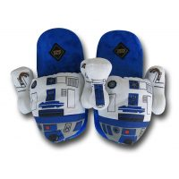 Star Wars R2-D2 Slippers