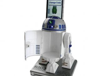 Star Wars R2-D2 Smart Safe