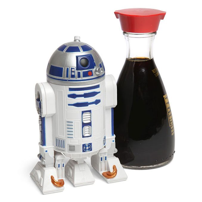 Star Wars R2-D2 Soy Sauce Bottle