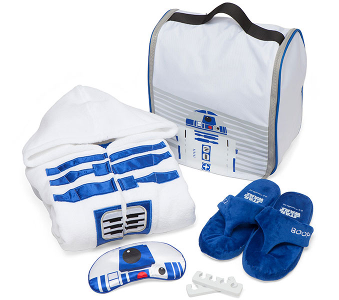 Star Wars R2-D2 Spa Set