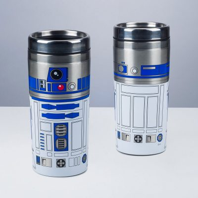 Star Wars R2-D2 Stainless Travel Mug