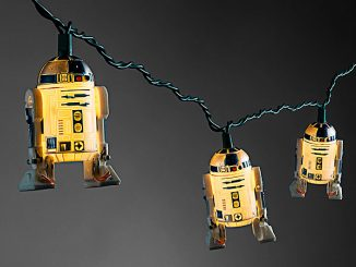 Star Wars R2-D2 String Lights