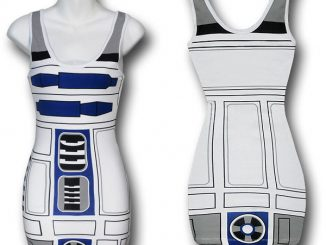 Star Wars R2-D2 Tank Top