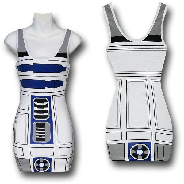 Star Wars R2-D2 Tank Top