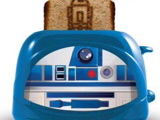 Star Wars R2-D2 Toaster