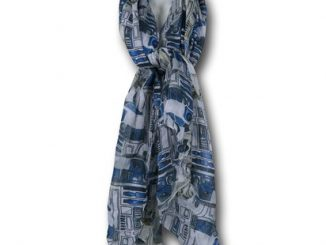 Star Wars R2-D2 Womens Fashion Scarf