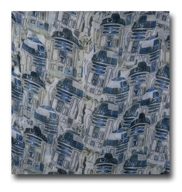 Star Wars R2-D2 Women's Scarf