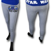 Star Wars R2-D2 Yoga Pants