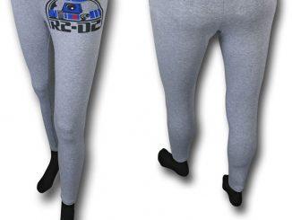 Star Wars R2-D2 Yoga Pants