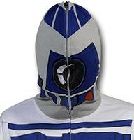 Star Wars R2-D2 Zipper Hoodie