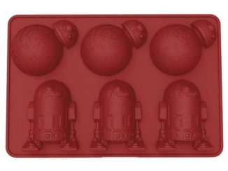 Star Wars R2-D2 and BB-8 Ice Cube Tray