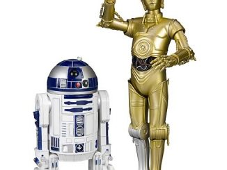 Star Wars R2-D2 and C-3PO ArtFX Statue 2-Pack