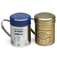 Star Wars R2-D2 and C-3PO Spice Shaker Set