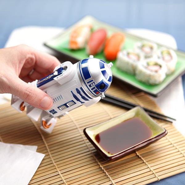 Star Wars R2-D2 Soy Sauce Bottle