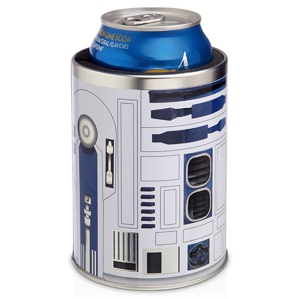 Star Wars Nerd Gift: Star Wars R2-D2 Can Coolers