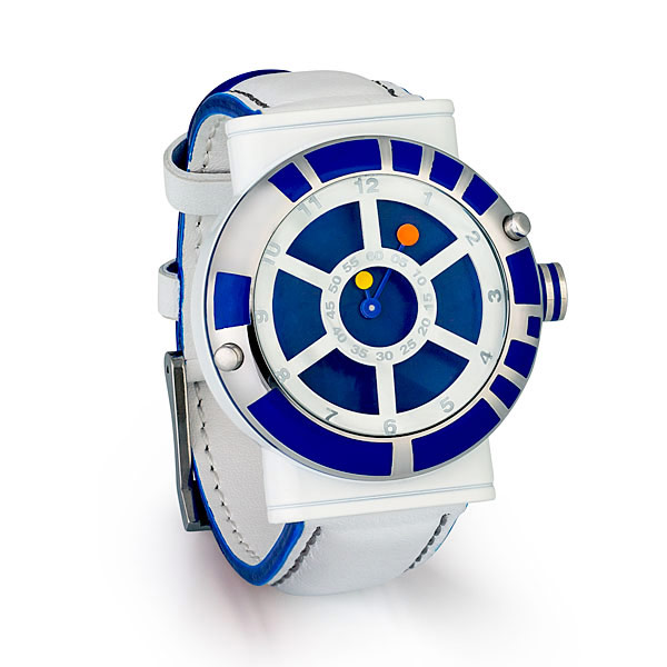 Star Wars R2D2 Designer Watch