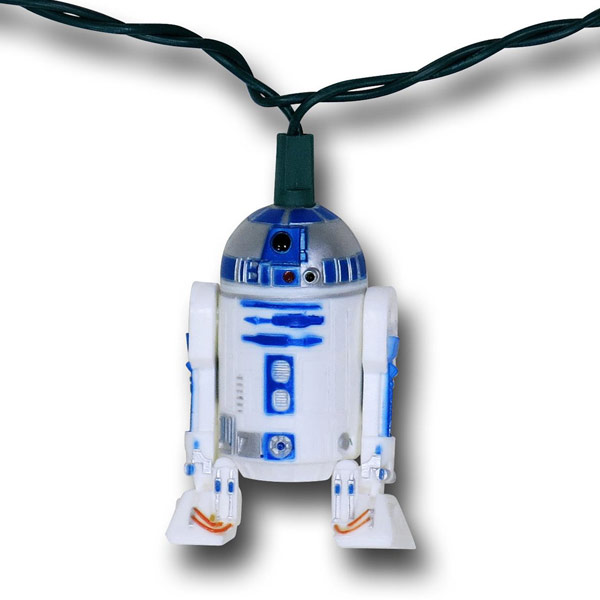 Star Wars R2D2 Light Set