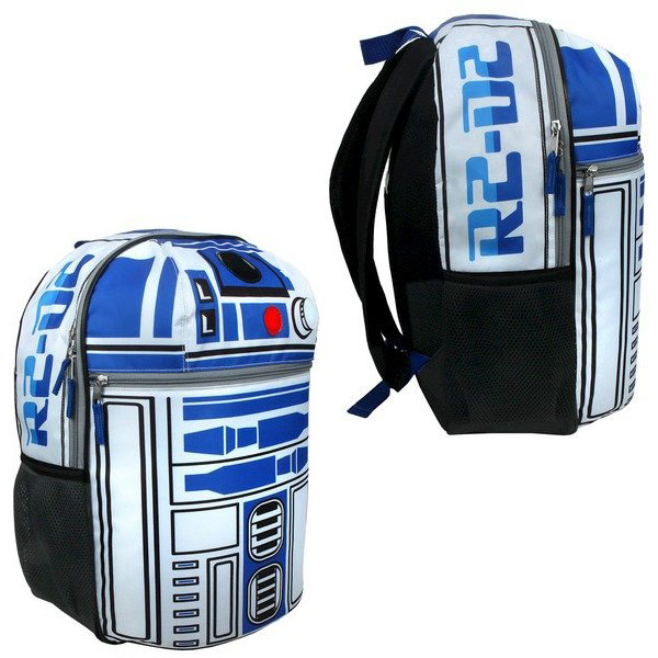 Star Wars R2D2 Sounds Effects Backpack