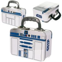 Star Wars R2D2 Tin Tote Lunch Box