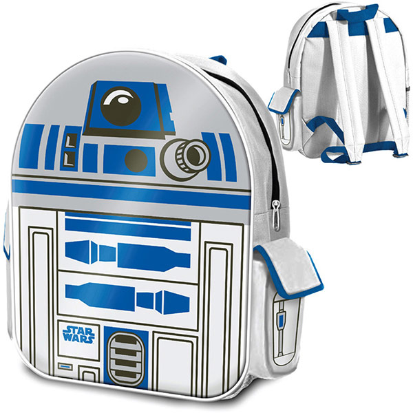 Star Wars R2D2 Travel Backpack