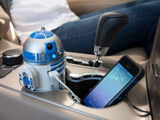 Star Wars R2D2 USB Car Charger