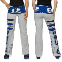 Star Wars R2D2 Yoga Pants