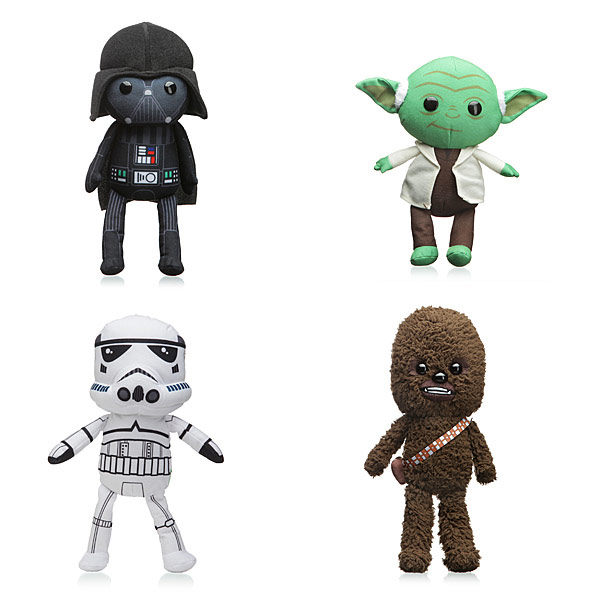 Star Wars Rag Doll Plush Toys