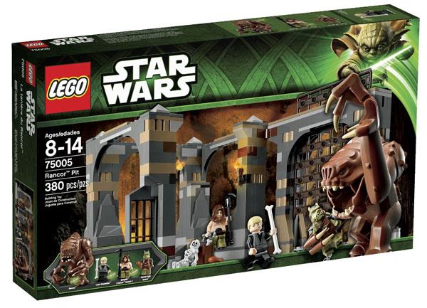 Star Wars Rancor Pit 75005