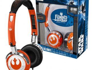 Star Wars Rebel Alliance Fold Up Headphones