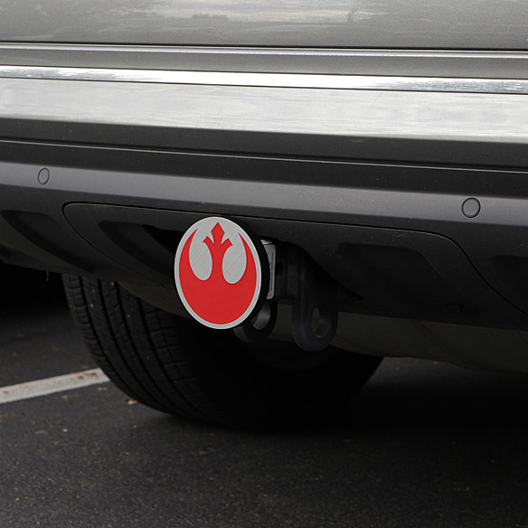 Star Wars Rebel Alliance Trailer Hitch Cover