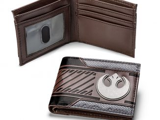 Star Wars Rebel Badge Wallet