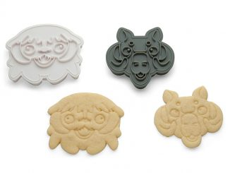 Star Wars Rebel Friends Hoth Cookie Cutters - 2 pack