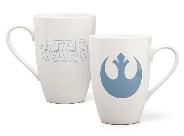 Star Wars Rebel Logo Mug