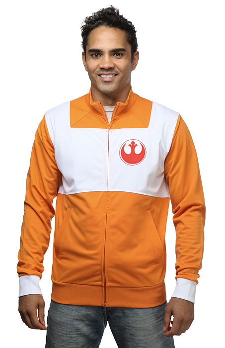 Star Wars Rebel Pilot Track Jacket