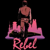 Star Wars Rebel Shirt