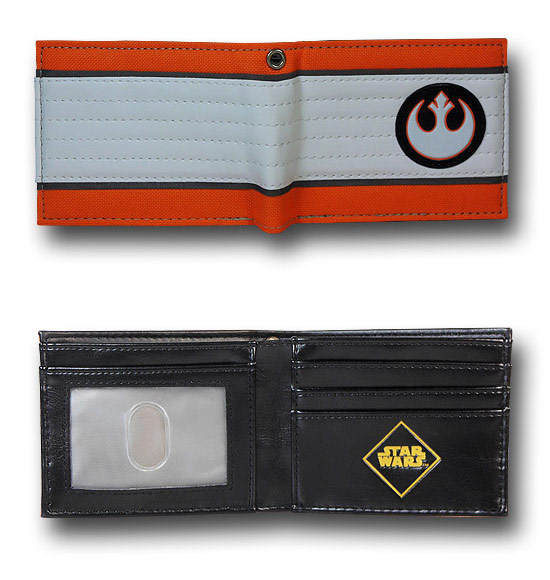 Star Wars Rebel Symbol Bi Fold Wallet