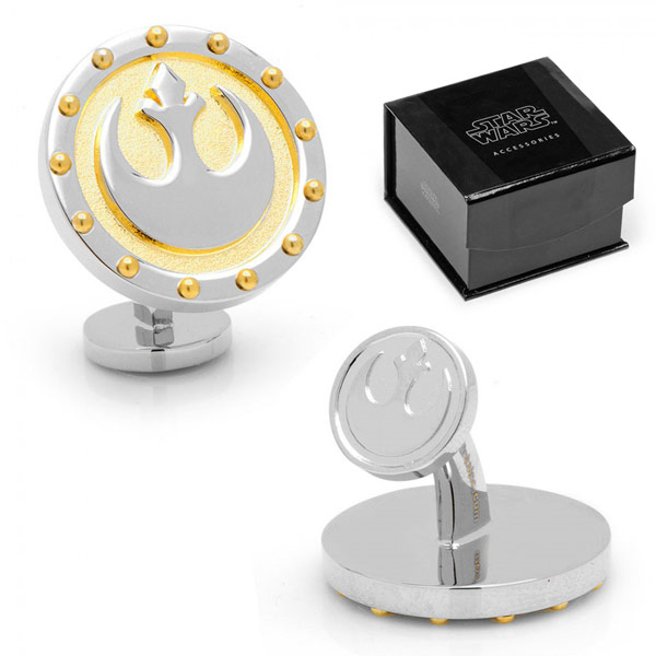 Star Wars Rebel Symbol Cufflinks
